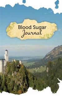Blood Sugar Journal: 50 Pages, 5.5 X 8.5 French Chateau