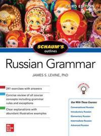 Schaum's Outline of Russian Grammar, Third Edition