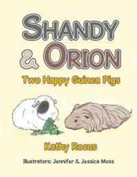 Shandy & Orion: Two Happy Guinea Pigs