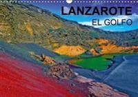 Lanzarote El Golfo 2018