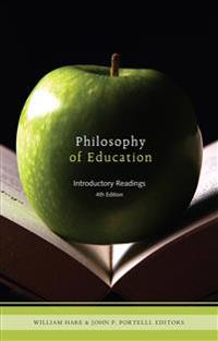 Philosophy of Education: Introductory Readings