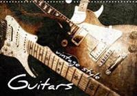Guitars Vintage Style 2018