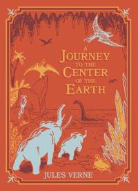Journey to the Center of the Earth (BarnesNoble Children's Leatherbound Classics)