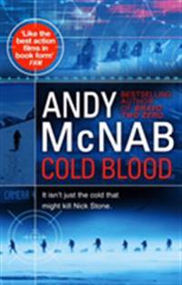 Cold Blood (Nick Stone Thriller #18)