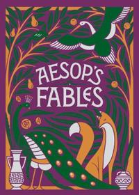 Aesop's Fables (BarnesNoble Children's Leatherbound Classics)