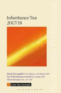 Inheritance Tax 2017/18
