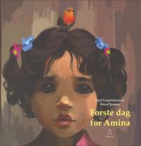 Første dag for Amina