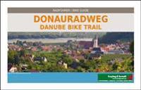 Donauradweg, Passau - Wien - Bratislava, Radatlas 1:125.000
