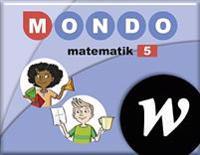 Mondo matematik 5 elevwebb individlicens 12 mån