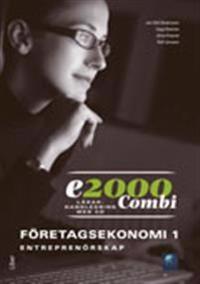 E2000 Combi Fek 1/Entreprenörskap Lärarhandledning med DVD