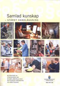Samlad kunskap - stärkt handläggning. SOU 2017:25. : Betänkande från Utredningen om en mer jämställd och rättssäker försäkring vid arbetsskada