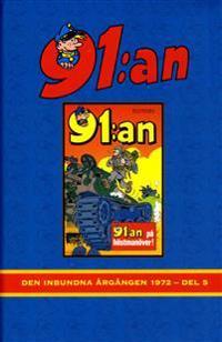 91:an : den inbundna årgången 1972 Vol 5