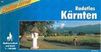 Karnten Radatlas Hohe Tauern/Karnische Region/Nockberge/Drau