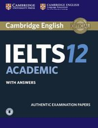 Cambridge IELTS 12 Academic With Answers