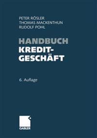 Handbuch Kreditgeschäft