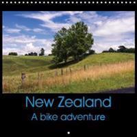 New Zealand A Bike Adventure 2018