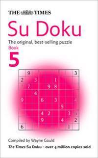 Times Su Doku Book 5