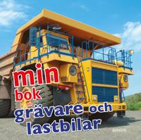 Min bok om grävare och lastbilar