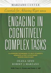 Engaging in Cognitively Complex Tasks