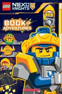 Lego nexo knights: book of adventures