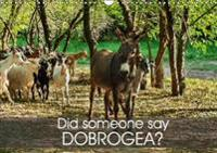 Did Someone Say Dobrogea? 2018