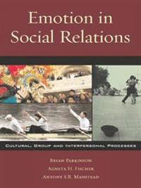 Emotion in Social Relations