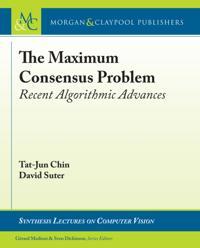Maximum Consensus Problem