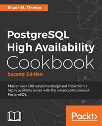 PostgreSQL High Availability Cookbook -