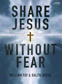 Share Jesus Without Fear Study Book
