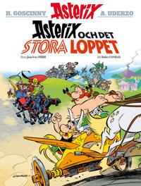 Asterix 37. Asterix och det stora loppet.