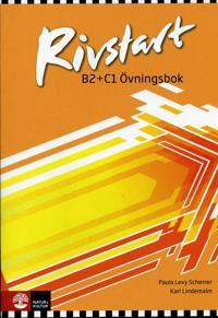 Rivstart B2+C1 Övningsbok