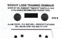 Weight Loss Seminar Cassette