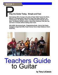 Teachers Guide to Guitar