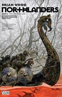 Northlanders Book 3 - Brian Wood - böcker (9781401273798)     Bokhandel