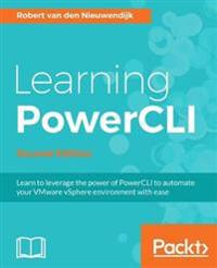 Learning PowerCLI -