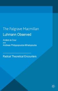Luhmann Observed