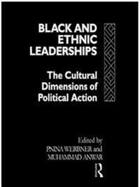 Black and Ethnic Leaderships