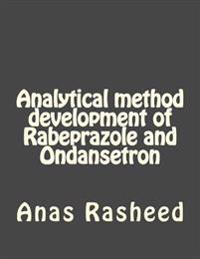 Analytical Method Development of Rabeprazole and Ondansetron