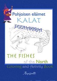 Pohjoisen eläimet - Kalat
