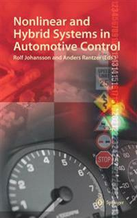 Nonlinear and Hybrid Systems in Automotive Control