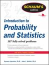 Schaum's Outline Introduction to Probability and Statistics