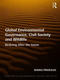 Global Environmental Governance, Civil Society and Wildlife