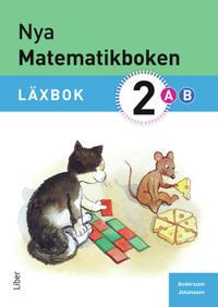 Nya Matematikboken 2 A+B Läxbok