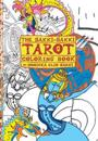 The Sakki-Sakki Tarot Coloring Book: For the Artist in You