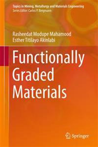 Functionally Graded Materials
