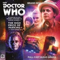 Doctor who main range: the high price of parking