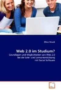 Web 2.0 Im Studium?