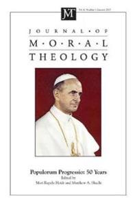 Journal of Moral Theology January 2017