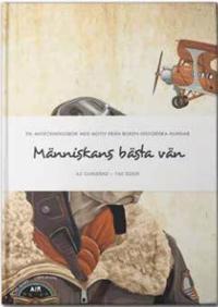 Historiska hundar Anteckningsbok - rutnät