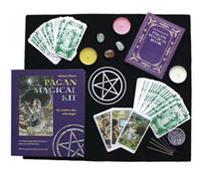 Pagan Magical Kit [With Pagan Tarot Cards and Candles, Crystals, Incense, Altar Cloth and Paperback Book]